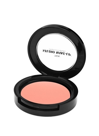 Tca Studio Make Up Compact Blush 010 Pembe